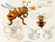 Ashfire Bees