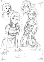 Erin and Lyonette