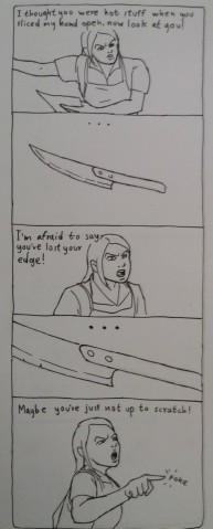 Erin's Knife
