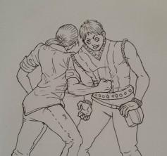 Ryoka and Laken