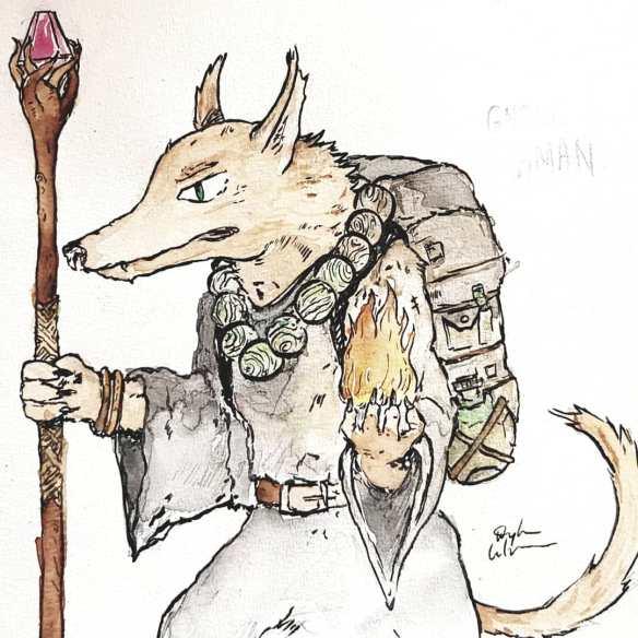 Gnoll [Shaman]