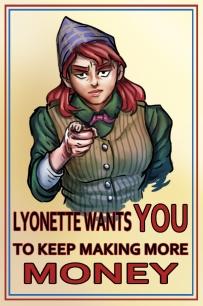 Lyonette