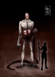 Flesh Golem by Socs