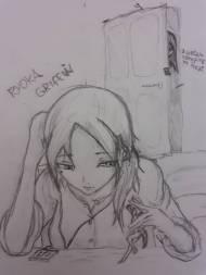 Ryoka by Chalyon