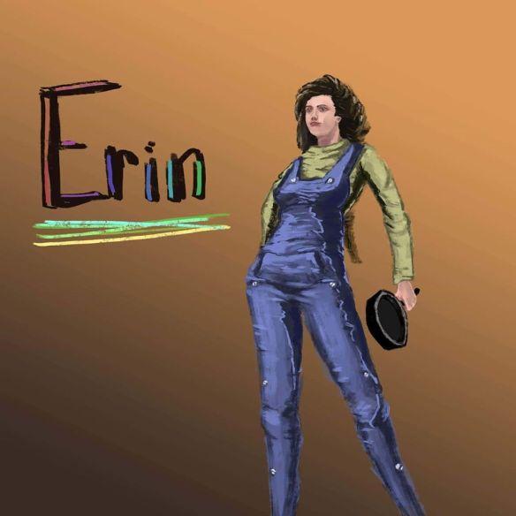 Erin by Staugroan