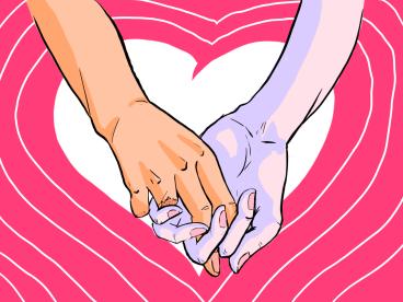 Handholding by Cortz