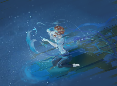 Erin and the Fae by Anito