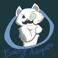 BarelyAdaquate by Brack