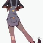 Octavia by pkay