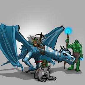 GoblinArmy by Mg