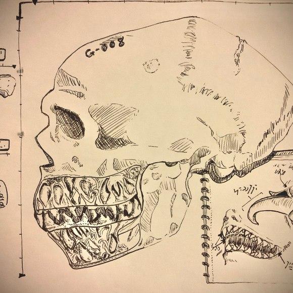 GoblinTeeth by Cortz