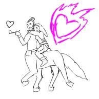 Romance by Mg