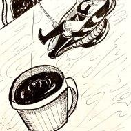 TeaFishing by Cortz