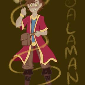 Salamani by JackEnza