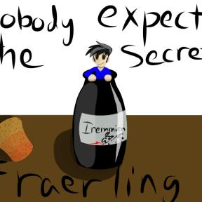 SecretFraerling by KaDraginn