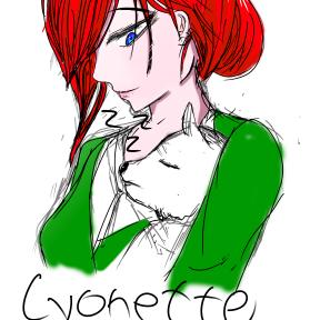 LyonetteAndMrsha by Chalyon