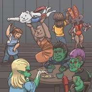 Halloween by Brack