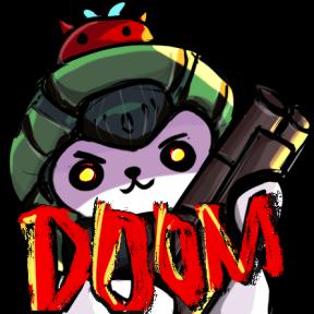 DoomMrsha by Plushie