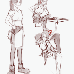 ErinSketches by pkay