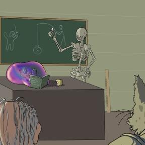 TeacherToren by Lechat